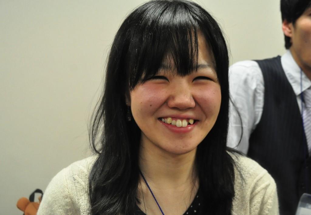 9〜12月に首都圏教育ボランティアに参加した西尾さん