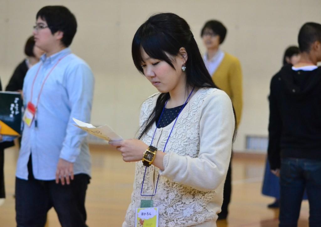 西尾さんは4ヶ月で13の高校に出張
